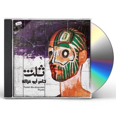 Tamer Abu Ghazaleh THULTH CD
