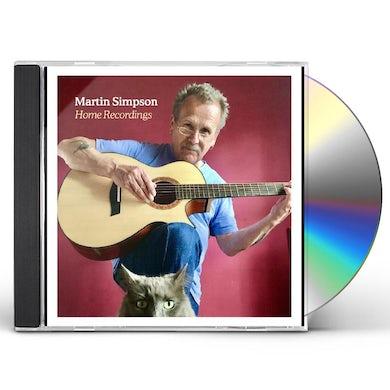 Martin Simpson Home Recordings CD