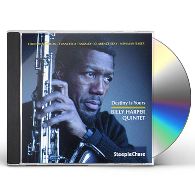 Billy Harper DESTINY IS YOURS CD