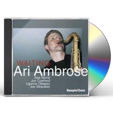 Ari Ambrose WAITING CD