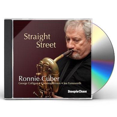 Ronnie Cuber STRAIGHT STREET CD