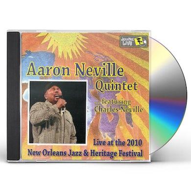 Aaron Neville JAZZ FEST 2010 CD