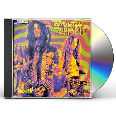 White Zombie LA SEXORCISTO: DEVIL MUSIC 1 CD