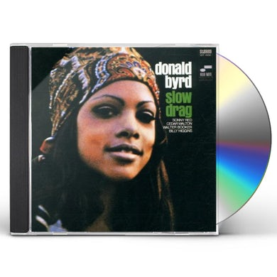 Donald Byrd SLOW DRAG CD