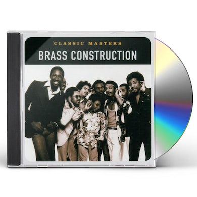 Brass Construction CLASSIC MASTERS CD