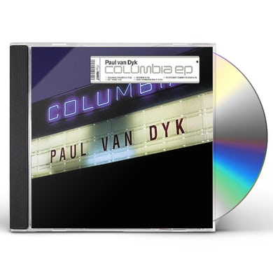 Paul Van Dyk COLUMBIA CD