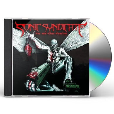 SONIC SYNDICATE LOVE & OTHER DISASTERS CD