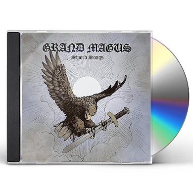 Grand Magus SWORD SONGS CD