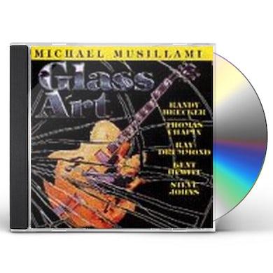 Michael Musillami GLASSART CD