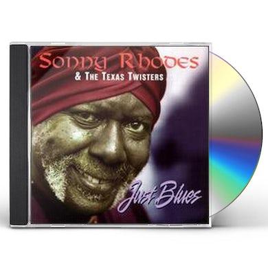 Sonny Rhodes JUST BLUES CD