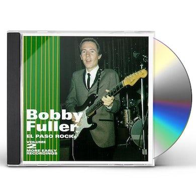 Bobby Fuller EL PASO ROCK 2 CD