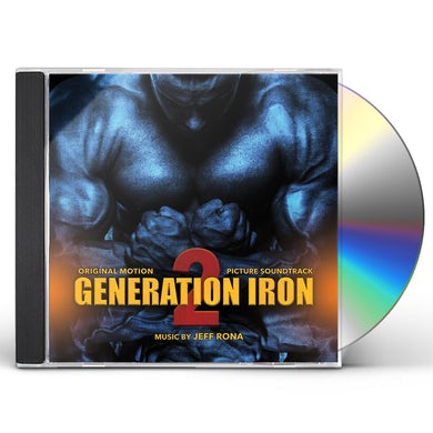 Jeff Rona GENERATION IRON 2 (SCORE) / Original Soundtrack CD
