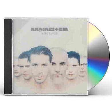Rammstein HERZELEID CD