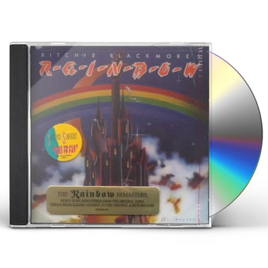 RITCHIE BLACKMORE'S RAINBOW CD