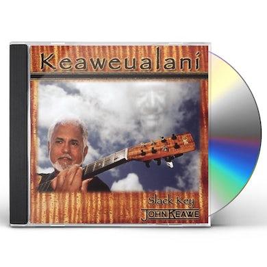John Keawe KEAWEUALANI CD
