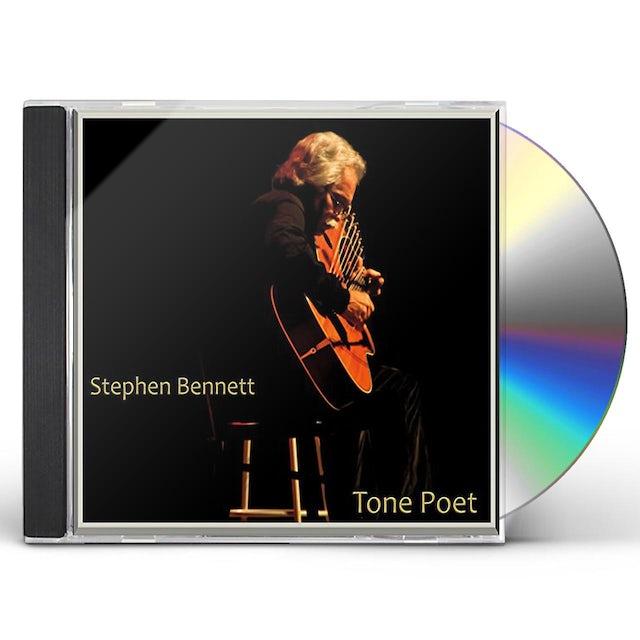 Stephen Bennett TONE POET CD