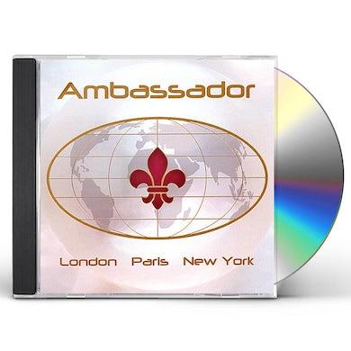 Ambassador LONDON PARIS NEW YORK CD