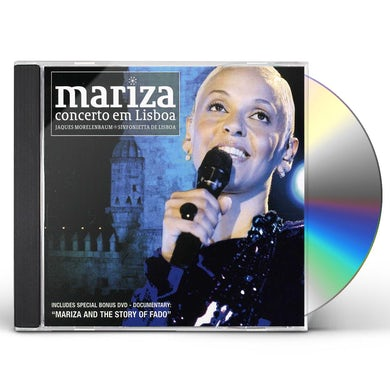 Mariza CONCERTO EN LISBOA CD