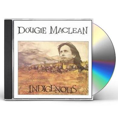 Dougie Maclean INGIGENOUS CD