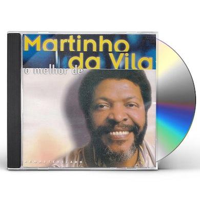 Martinho da Vila O MELHOR DE CD