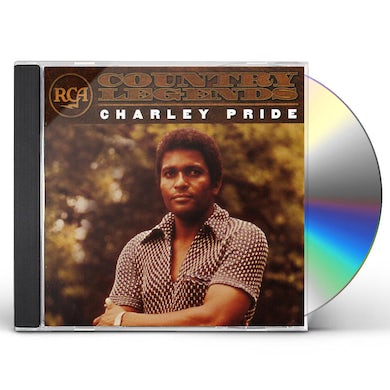 Charley Pride RCA COUNTRY LEGENDS CD
