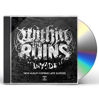 Within The Ruins INVADE CD