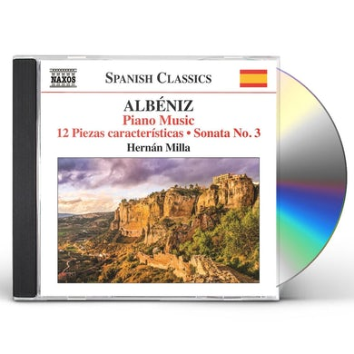 Albeniz PNO MUSIC 7 CD