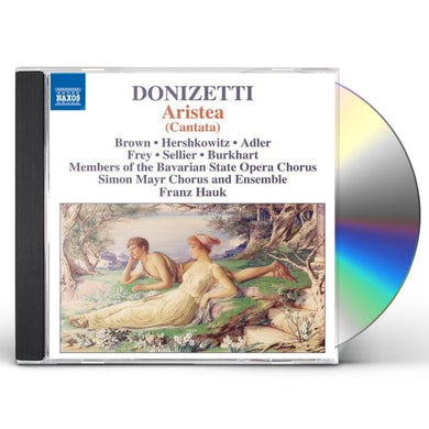 Donizetti ARISTEA (CANTATA) CD