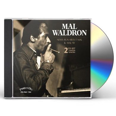 Mal Waldron NEWS: RUN ABOUT MAL - MAL 81 CD