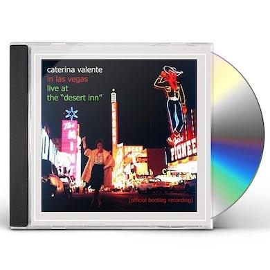 Caterina Valente IN LAS VEGAS LIVE AT THE 'DESERT INN' CD