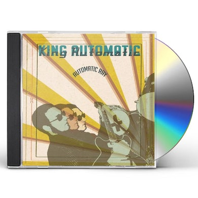 KING AUTOMATIC AUTOMATIC RAY CD