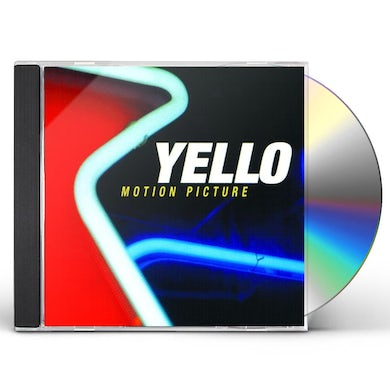 Yello MOTION PICTURE CD