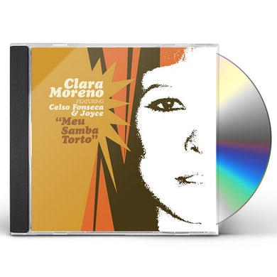 Clara Moreno MEU SAMBA TORTO CD