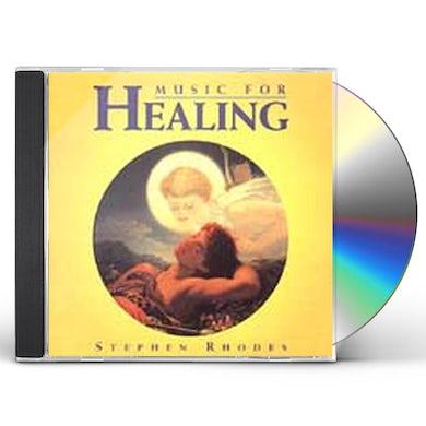 Stephen Rhodes MUSIC FOR HEALING CD