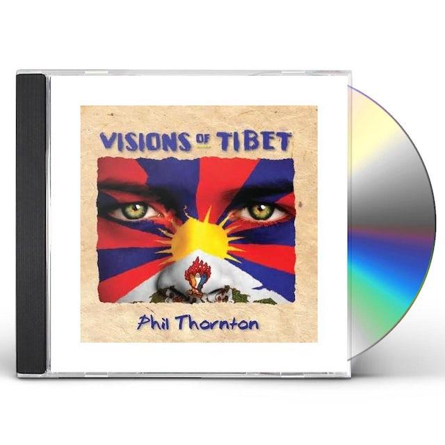Phil Thornton VISIONS OF TIBET CD