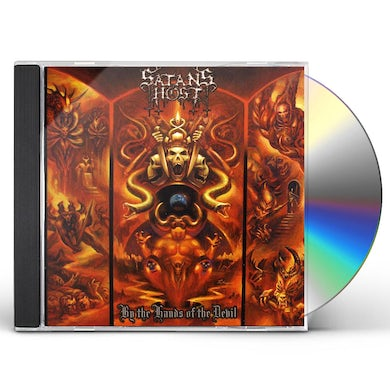 Satan'S Host BY THE HANDS OF THE DEVIL CD