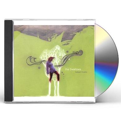 Swallows AWKWARD SITUATION CD