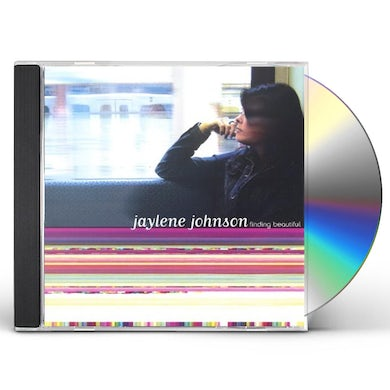Jaylene Johnson FINDING BEAUTIFUL CD