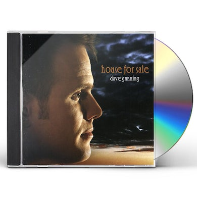 Dave Gunning HOUSE FOR SALE CD