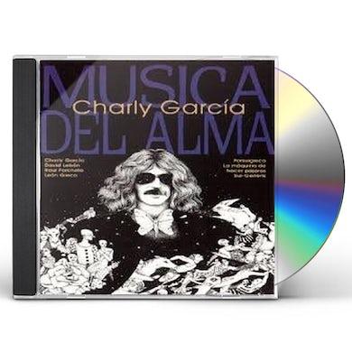 Charly Garcia Pena MUSICA DEL ALMA CD