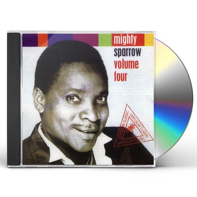 Mighty Sparrow VOLUME 4 CD