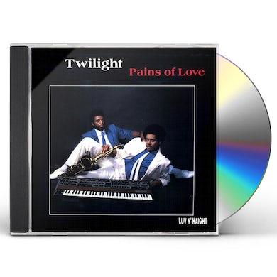 Twilight PAINS OF LOVE CD