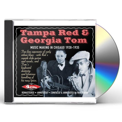 Tampa Red CHICAGO 1929-1935 CD