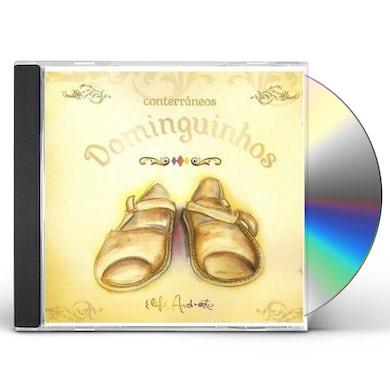 Dominguinhos CONTERRANEOS CD