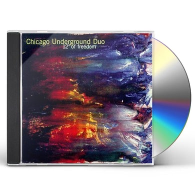 Chicago Underground Duo 12 DEGREES OF FREEDOM CD
