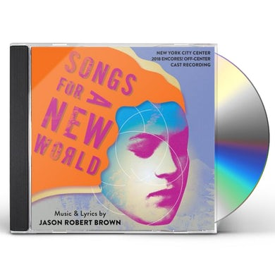 Songs for a New World (2018 Encores! Off-Center Cast Recording) CD