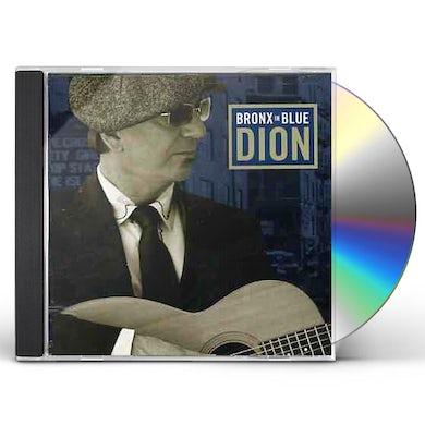 Dion BRONX IN BLUE CD