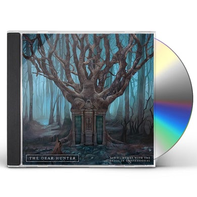 The Dear Hunter ACT V: HYMNS WITH THE DEVIL IN CONFESSIONAL CD