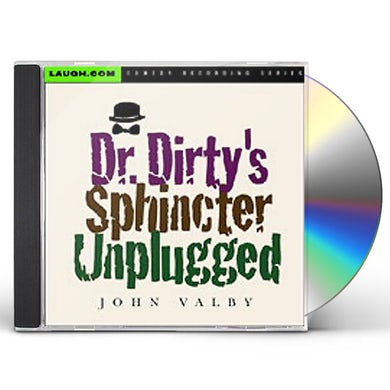 John Valby DR. DIRTY'S SPHINCTER UNPLUGGED CD