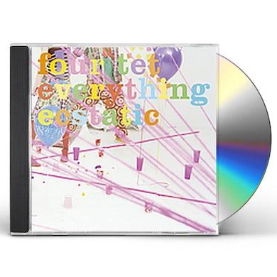 Four Tet  EVERYTHING ECSTATIC CD